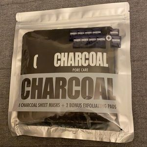 Lapcos charcoal sheet masks